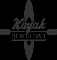 Kayak Beach Bar logo