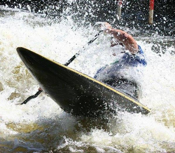 Whitewater Happy Days - slalom